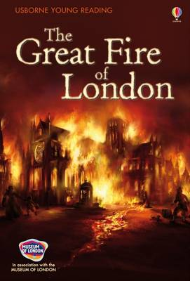 Davidson, Susanna - The Great Fire of London (Young Reading Series Two) - 9781409581024 - V9781409581024