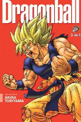 Toriyama, Akira - Dragon Ball (3-in-1 Edition), Vol. 9: Includes Vols. 25, 26, 27 - 9781421578750 - V9781421578750