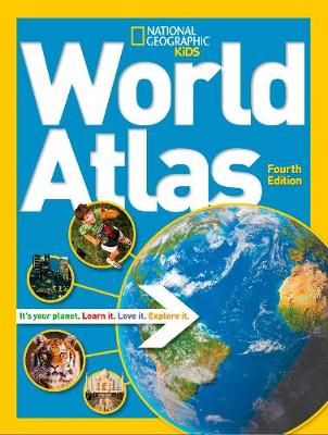 National Geographic - National Geographic Kids World Atlas - 9781426314056 - V9781426314056
