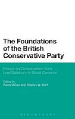 . - The Foundations of the British Conservative Party - 9781441106148 - V9781441106148