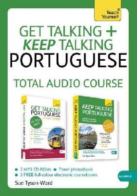 Tyson-Ward, Sue - Get Talking and Keep Talking Portuguese Pack (Learn Portuguese with Teach Yourself) - 9781444185492 - V9781444185492