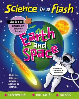 Amson-Bradshaw, Georgia - Earth and Space (Science ... in a Flash) - 9781445152745 - V9781445152745