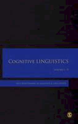 - Cognitive Linguistics (SAGE Benchmarks in Language and Linguistics) - 9781446298732 - V9781446298732