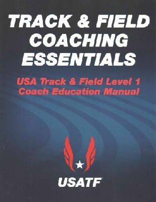 USA Track & Field - Track & Field Coaching Essentials - 9781450489324 - V9781450489324