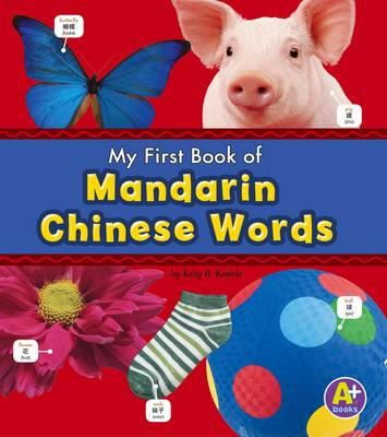 Kudela, Katy R. - Mandarin Chinese Words (A+ Books: Bilingual Picture Dictionaries) (Multilingual Edition) - 9781474706889 - V9781474706889
