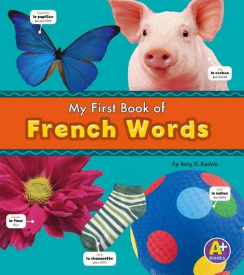 Kudela, Katy R. - French Words (A+ Books: Bilingual Picture Dictionaries) (Multilingual Edition) - 9781474706926 - V9781474706926