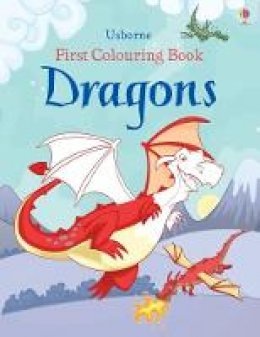 Jessica Greenwell - First Colouring Book Dragons (First Colouring Books) - 9781474935814 - V9781474935814