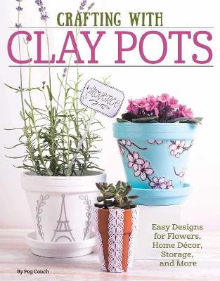 Peg Couch - Crafting with Clay Pots - 9781497200111 - V9781497200111