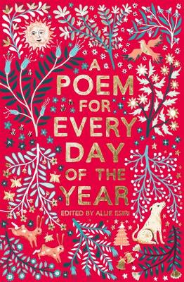 Esiri, Allie - A Poem for Every Day of the Year - 9781509860548 - V9781509860548