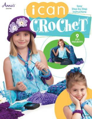 Annie's - I Can Crochet - 9781596356412 - V9781596356412