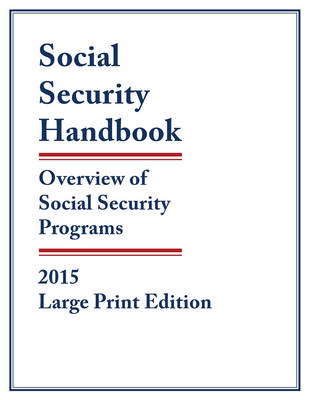 Social Security Administration - Social Security Handbook - 9781598888003 - V9781598888003