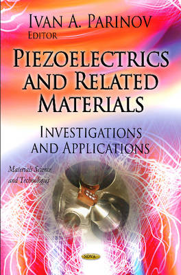 - Piezoelectrics & Related Materials - 9781619423879 - V9781619423879