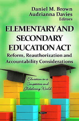 Daniel M. Brown - Elementary & Secondary Education Act - 9781619426948 - V9781619426948