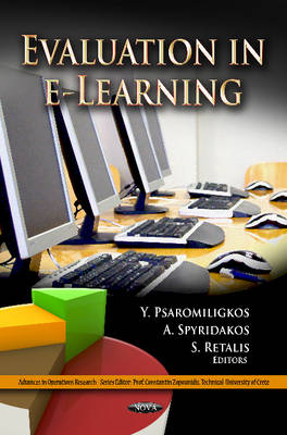 Y. Psaromiligkos - Evaluation in e-Learning - 9781619429420 - V9781619429420