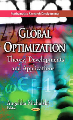 Michalski, Angelika - Global Optimization - 9781624177965 - V9781624177965
