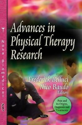 BELLUCI F. - ADV.IN PHYSICAL THERAPY RESEA. - 9781629485294 - V9781629485294