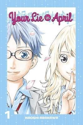 Arakawa, Naoshi - Your Lie in April 1 - 9781632361714 - V9781632361714