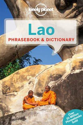 Lonely Planet - Lonely Planet Lao Phrasebook & Dictionary - 9781741793369 - V9781741793369