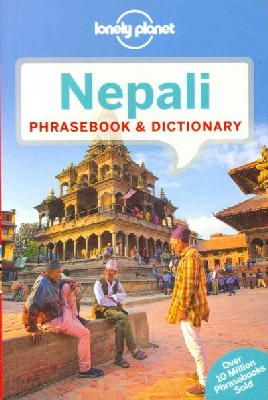 Lonely Planet - Lonely Planet Nepali Phrasebook & Dictionary (Lonely Planet Phrasebook and Dictionary) - 9781743211908 - V9781743211908