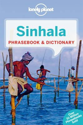 Lonely Planet - Lonely Planet Sinhala (Sri Lanka) Phrasebook & Dictionary (Lonely Planet Phrasebook and Dictionary) - 9781743211922 - V9781743211922