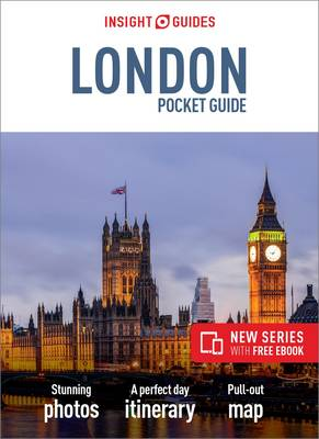 Apa - Insight Guides: Pocket London (Insight Pocket Guides) - 9781780053387 - V9781780053387