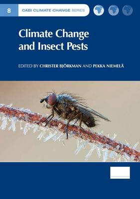 - Climate Change and Insect Pests (CABI Climate Change Series) - 9781780643786 - V9781780643786