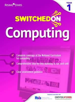 Miles Berry - Switched on Computing Year 1: Year 1 - 9781783390885 - V9781783390885