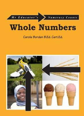 Carole Boarden B.Ed., Cert. Ed. - Whole Numbers - 9781842853405 - V9781842853405