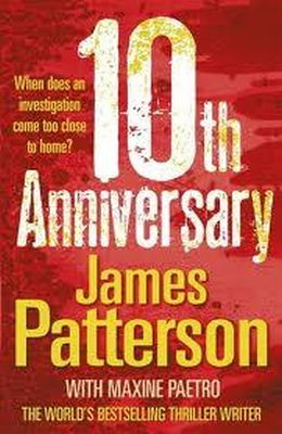 Patterson, James - 10th Anniversary - 9781846054792 - KTM0005445