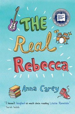 Carey, Anna - The Real Rebecca - 9781847171320 - V9781847171320