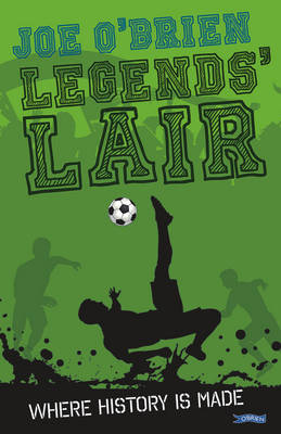 Joe O'Brien - Legend's Lair - 9781847178268 - V9781847178268