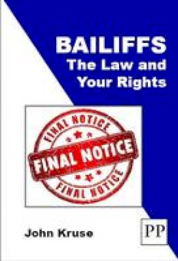 Marc Gander - Bailiffs the Law & Your Rights - 9781858117119 - V9781858117119