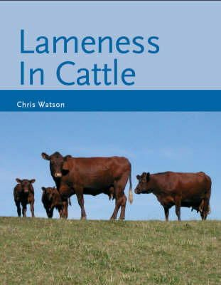 Watson, Chris - Lameness in Cattle - 9781861269058 - V9781861269058