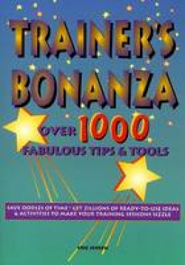 Jensen, Eric - The Trainer's Bonanza - 9781890460037 - KAK0008809