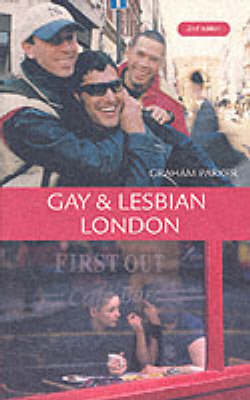 Parker, Graham - Gay and Lesbian London - 9781902910093 - KDK0014503
