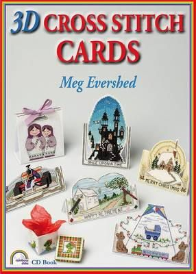 Evershed, Meg - 3D Cross Stitch Cards - 9781906314156 - V9781906314156
