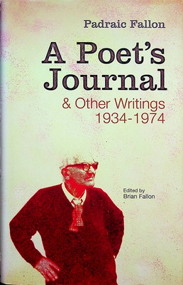Fallon, Padraic - A Poet's Journal and Other Writings 1934-1974 - 9781843510741 - KEX0303264