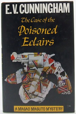 Cunningham, E.V. - Case of the Poisoned Eclairs - 9780233972916 - KOC0024697