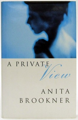 Brookner, Anita - A Private View - 9780224036849 - KOC0024721