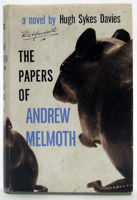 Davies, Hugh Sykes - The papers of Andrew Melmoth -  - KOC0024808