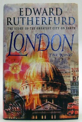 Rutherfurd, Edward - London - 9780712654197 - KOC0025126