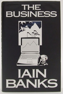 Banks, Iain - The Business - 9780316648448 - KTJ0050146