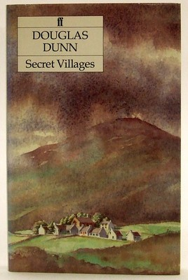 Dunn, Douglas - Secret Villages - 9780571134434 - KTJ0050175