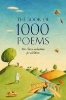 - The Book of 1000 Poems: Classic Collection for Children - 9780001855083 - KCD0034878