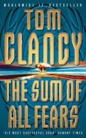 Clancy, Tom - The Sum of All Fears - 9780006471165 - KHS1077789
