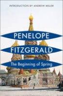 Penelope Fitzgerald - Beginning of Spring (Flamingo) - 9780006543701 - V9780006543701