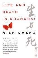 Cheng, Nien - Life and Death in Shanghai - 9780006548614 - V9780006548614