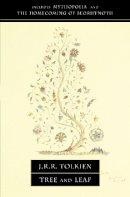 Tolkien - Tree and Leaf - 9780007105045 - 9780007105045