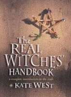 Kate West - The Real Witches Handbook - 9780007105151 - V9780007105151