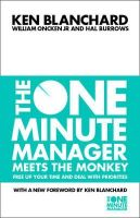 Blanchard, Ken - One Minute Manager Meets the Monkey - 9780007116980 - KKD0004835